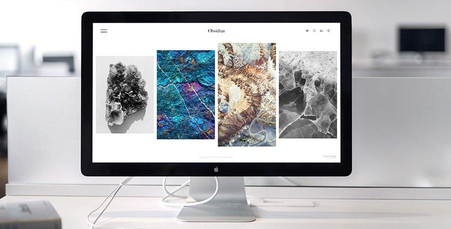 graphic designer or web designer